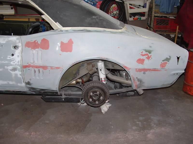 My old '69 Firebird DSCF0015