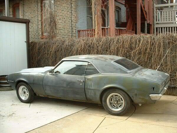 My old '69 Firebird Driversside3