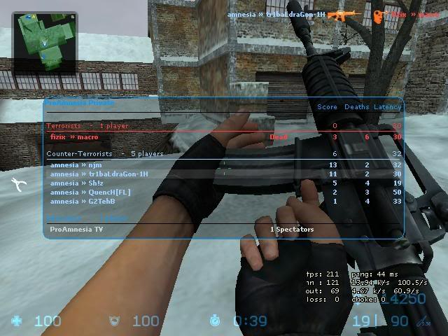 Some Screenshots From my pro days in cs:s Fizzzycevo-aweek3
