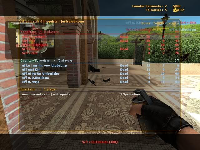 Some Screenshots From my pro days in cs:s ScNTSideRush