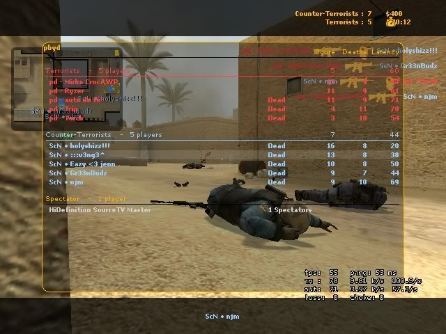 Some Screenshots From my pro days in cs:s Pbdctside7-5