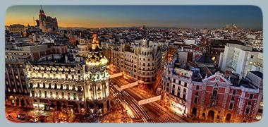 CENTRO DE LA CIUDAD [MADRID]