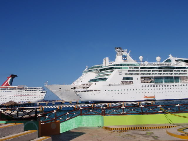 Independence of the Seas Fort Laud, Belize, Costa Maya, Coz 256
