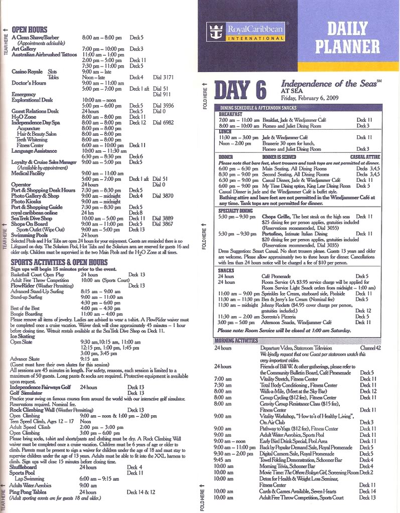 Independence of the Seas Fort Laud, Belize, Costa Maya, Coz - Page 2 IndyDay6b