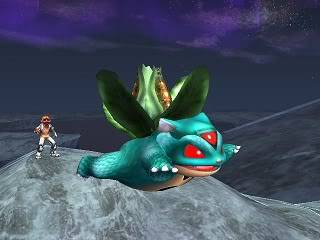 Pokemon Trainer MTIvysaur