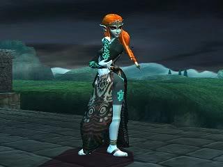 Zelda and Sheik MidnaPose