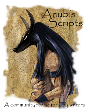 Anubis Scripts: multigenre for writers, by writers Anubis_2