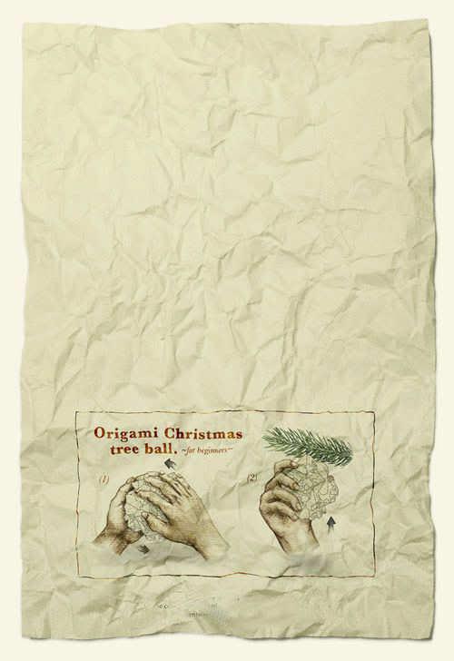 Crispness Gifts Origamdecoration
