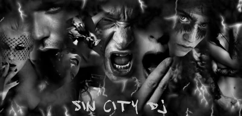 Sin City DJ   RPG +18