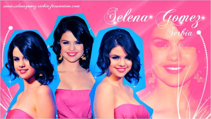 Selena Gomez Mania Serbia