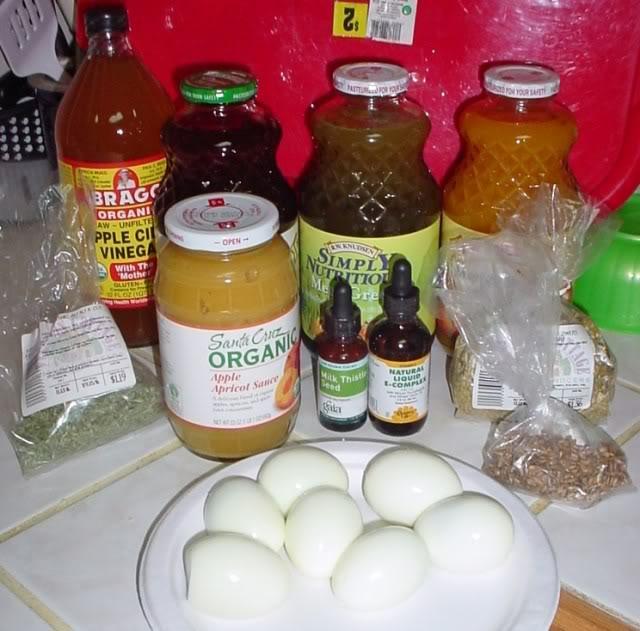 Val's Green Variety Diet DSC05265