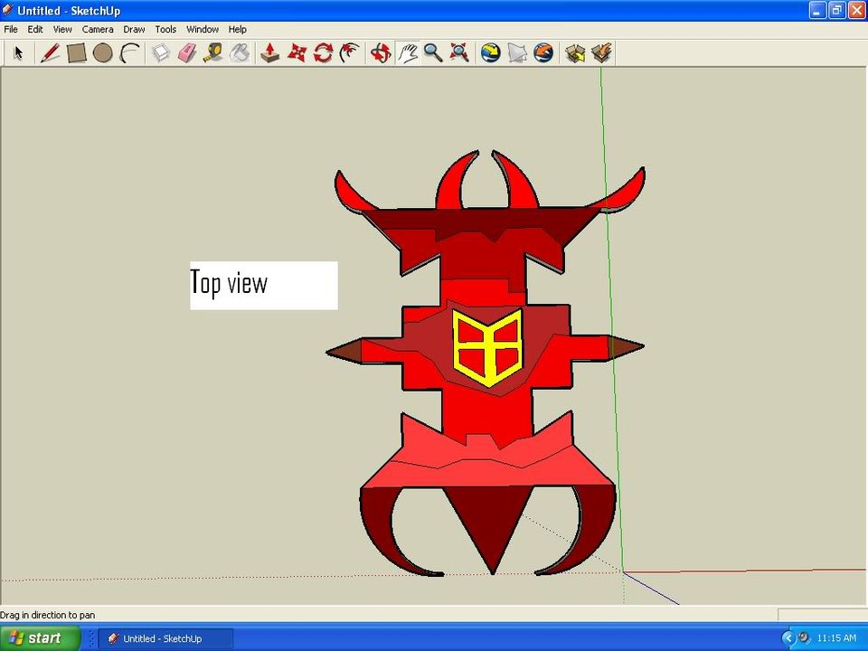some item ideas in 3d!!! brice read Defshiled