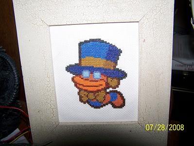 Cross-Stitch by Cristiaso ChuckeQuiz