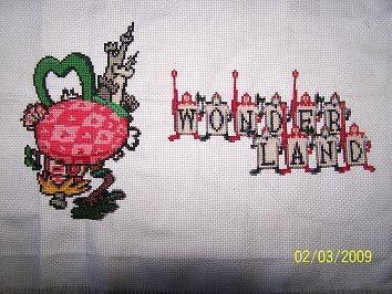 Cross-Stitch by Cristiaso Wonderlandcomplete