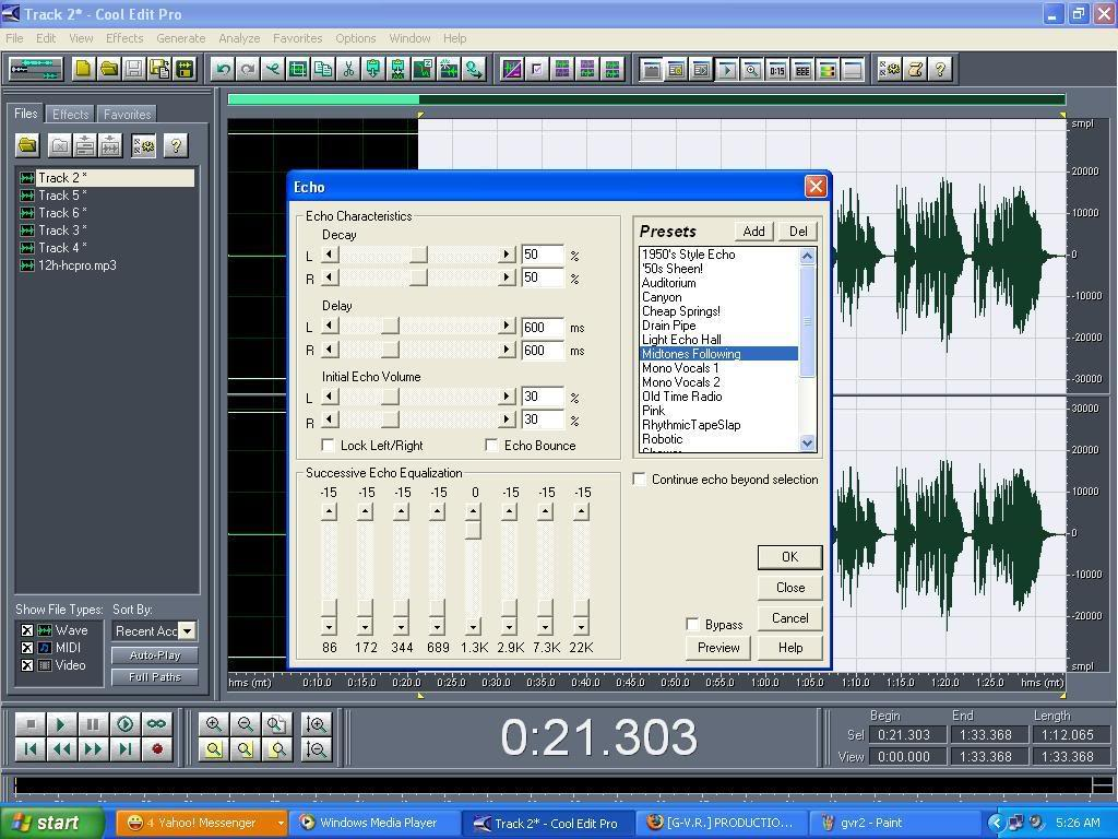 Default mix MELODY đơn giản hiệu quả cao Gvr3