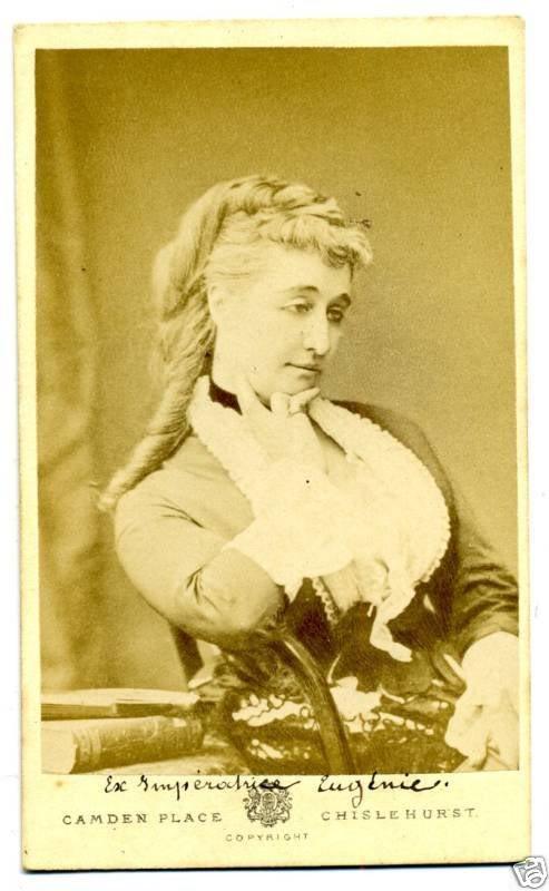Eugenia de Montijo, emperatriz de Francia - Página 2 Empress_eugenie5