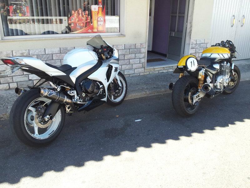 Yamaha XJR 1300 - Café Racer 2012-08-042015_25_291-2