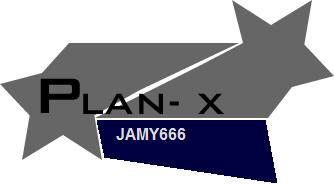 Plan-X ~Get that envelope! Kill that bird!~ BADGESJamy-2