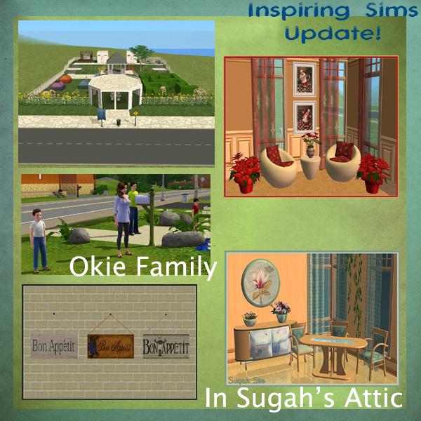 Inspiring Sims Updates Isupdate4-1