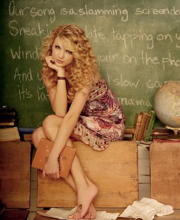 Taylor Swift _ nàng công chúa tóc vàng của dòng nhạc đồng quê Taylor_swift