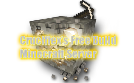 Crucifiex's Free Build MC Server