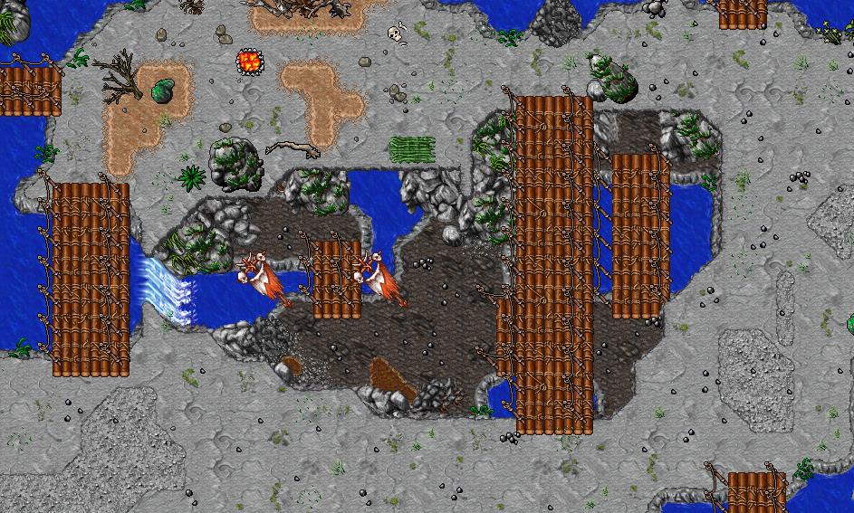 (8.60) Una Montaña Orc bien detallado. Namnloumls1