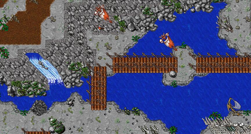 (8.60) Una Montaña Orc bien detallado. Namnloumls54
