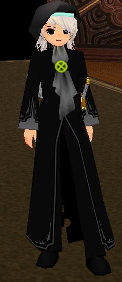S>Edekai Priest Robe Edekai