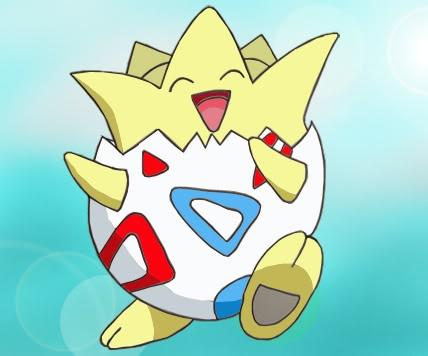 Pokémon, ¡Yo te elijo! Togepi