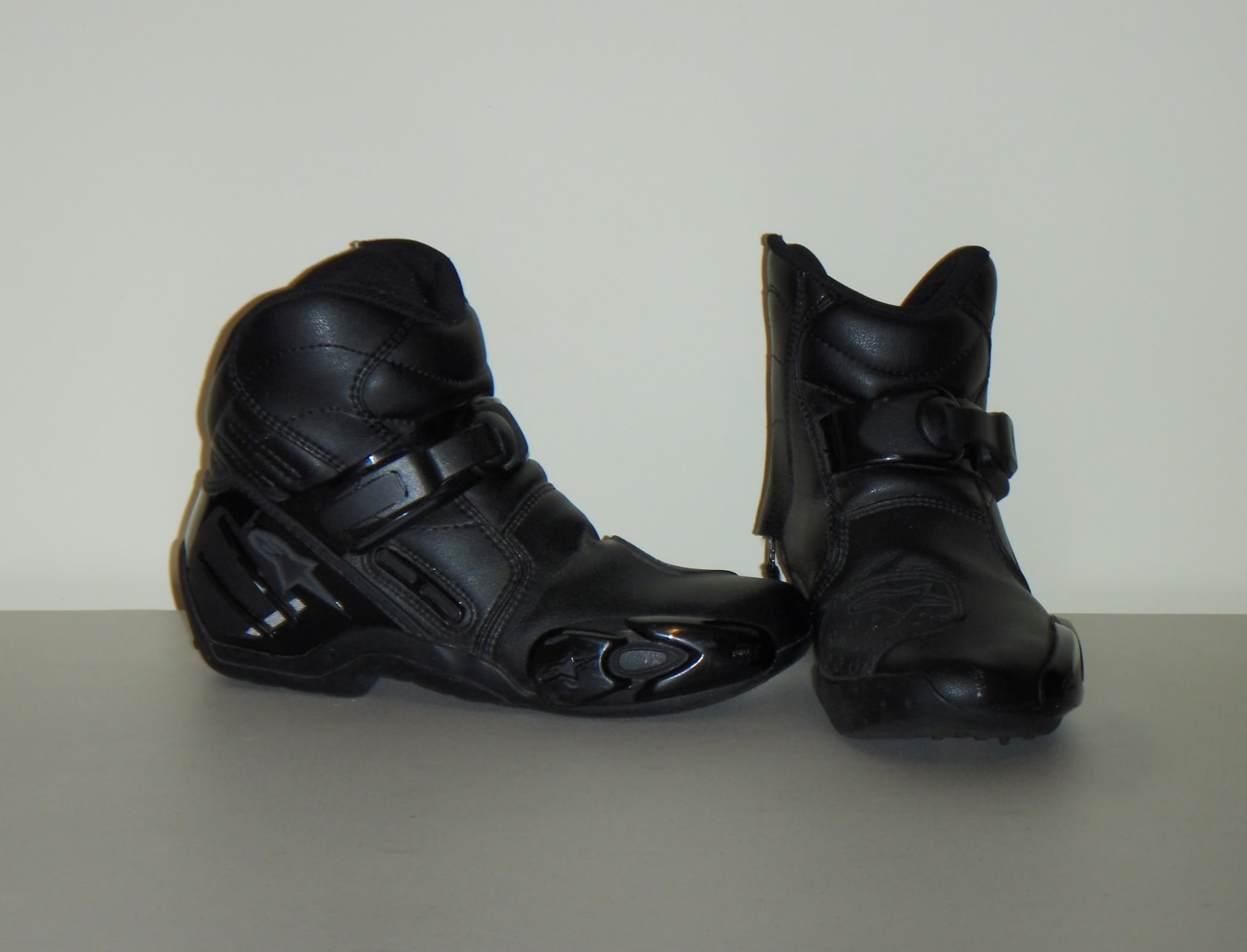 Botas Alpine Start Faster-2 Boots-1