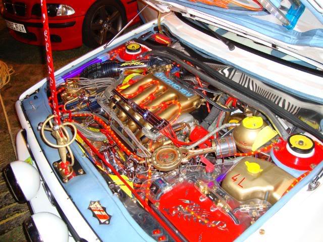 Braga Internacional Tuning Motor Show - 8 e 9 de Agosto 2009 DSC01604