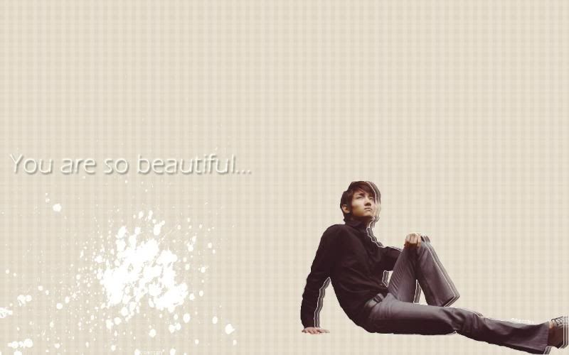 Max Changmin Beautifulmin