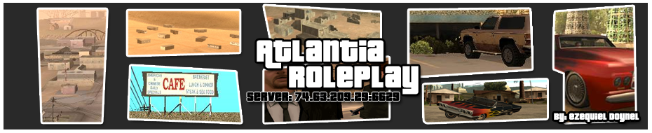 :::..Atlantia Roleplay Españo..:::