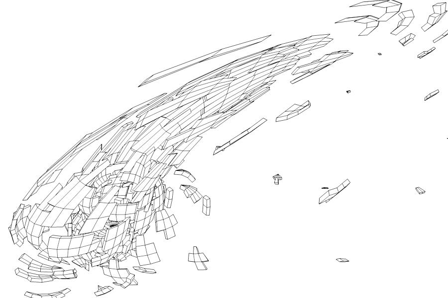 Kirby Final Smash Style Wireframe2