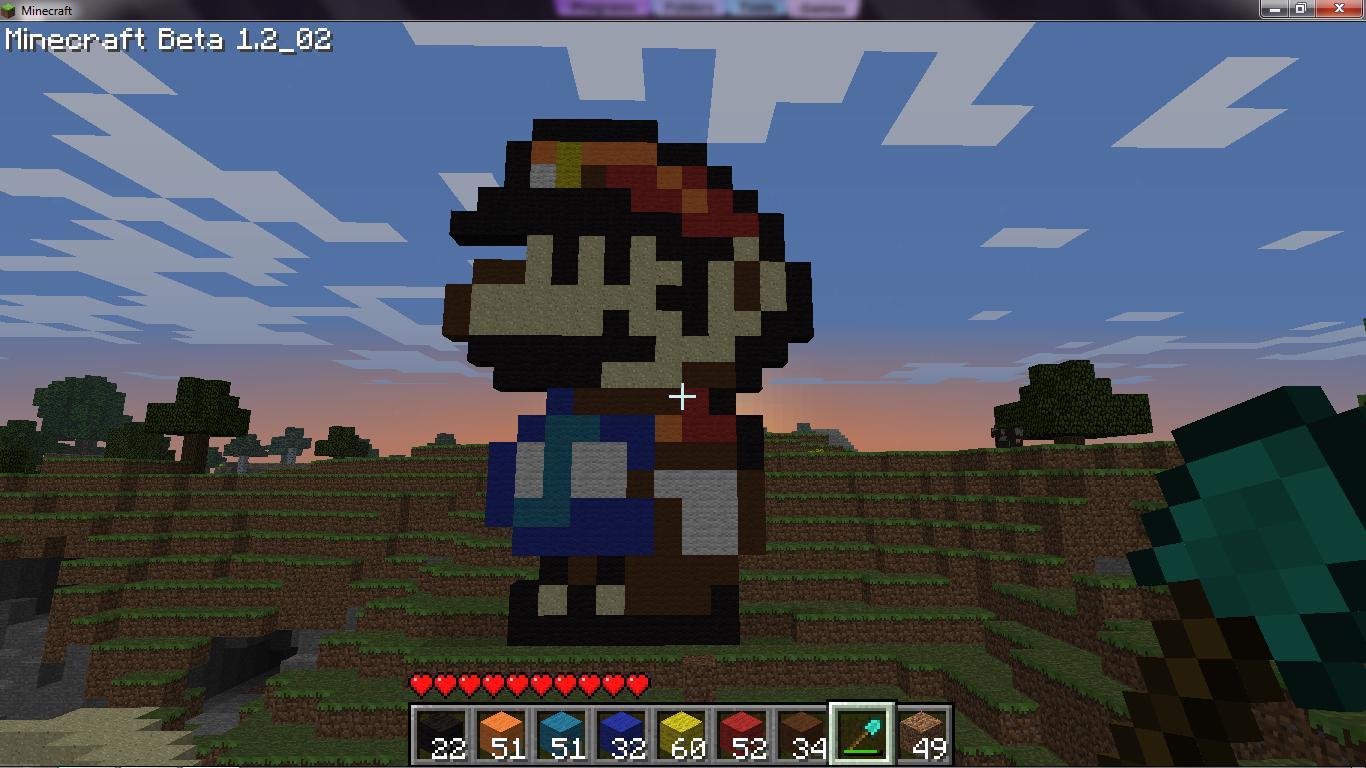 Minecraft creations Untitled-1