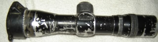 Scope used on M-4 in Iraq or Afghanistan, Civillian Simmons Scope (originally posted by nkomo) 3rd_AAAAA_108