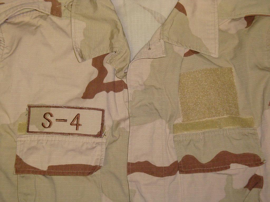 AFGHAN SPECIAL FORCES used 3 COLOUR uniform AFGHAN3COLOUR1D