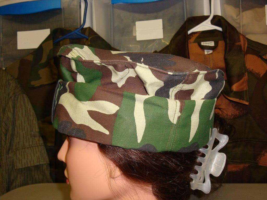 AFGHAN SPECIAL FORCES used 3 COLOUR uniform AFGHANPAKOL1B