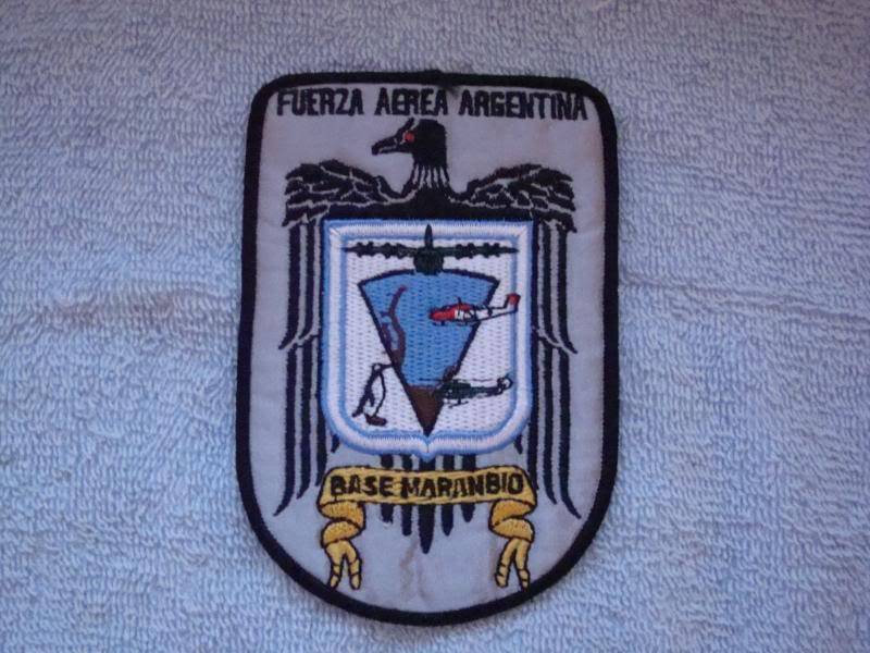 Argentinian patches ARGENTINA1