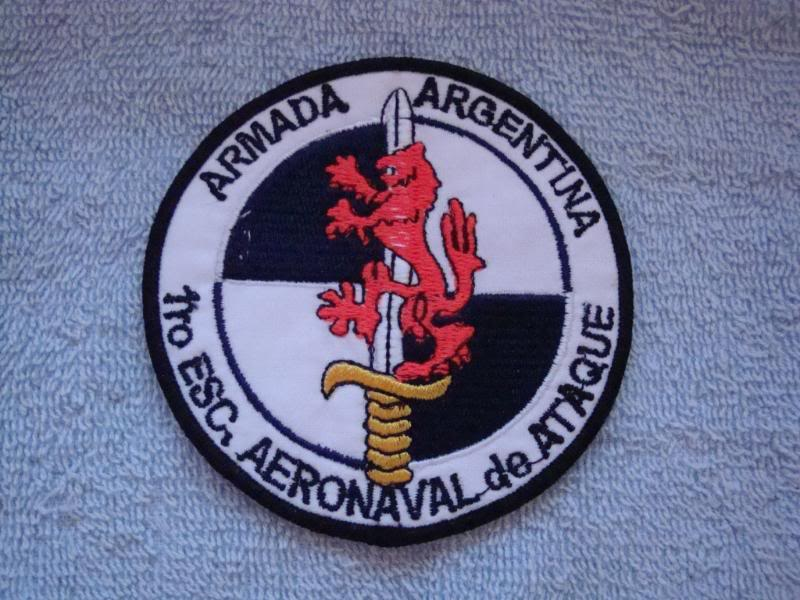 Argentinian patches ARGENTINA2