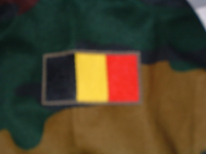 JIGSAW commando set Belgium1f