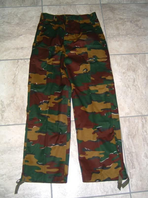 JIGSAW commando set Belgium1g