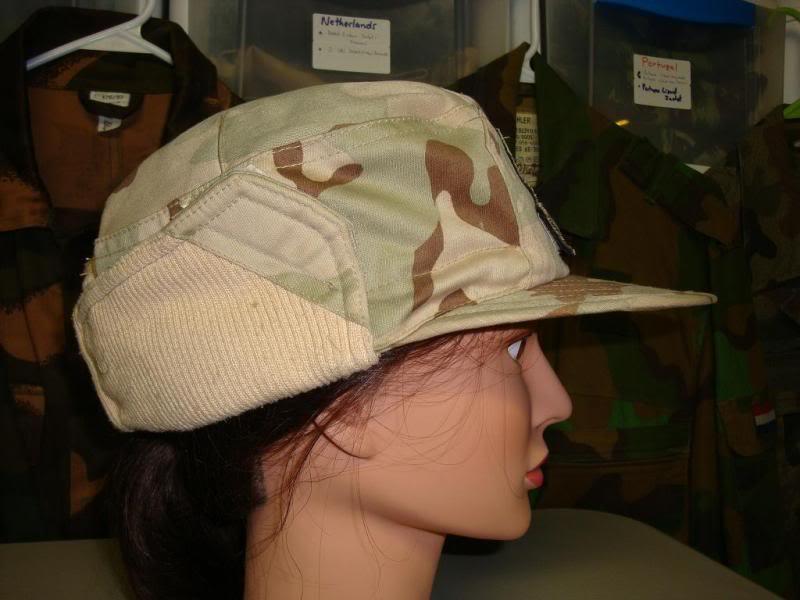 BULGARIAN desert camouflage uniform BULGARIADESERTHAT1B