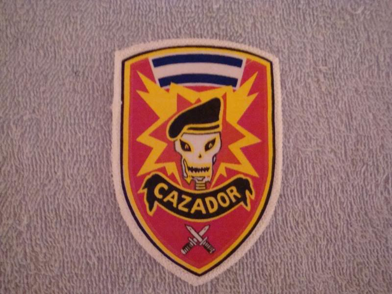 EL SALVADORAN PATCHES picked up at the SHOW OF SHOWS ELSALVADORPATCH2