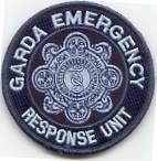 IRELAND Anti Terror Patches (originally posted by fiannoglach) ERU