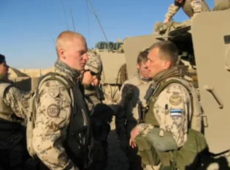 REFERENCE: ESTONIAN FORCES in IRAQ & AFGHANISTAN photos ESTONIANDESERT