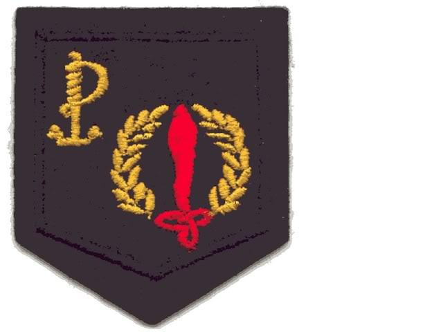 IRELAND Anti Terror Patches (originally posted by fiannoglach) F9
