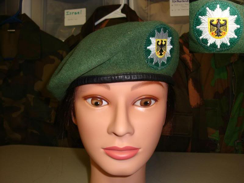 my German headgear collection GERMANYBERET2