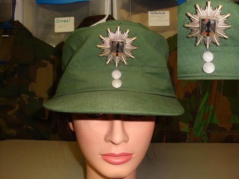 my German headgear collection GERMANYCAP1