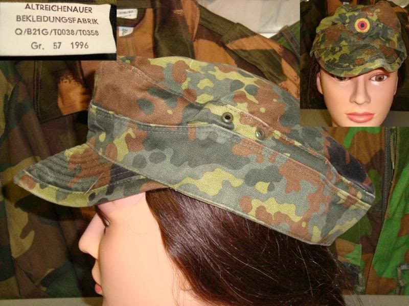 my German headgear collection GERMANYCAP2
